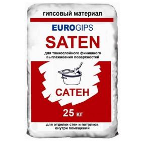 Satengis Евро, финишная шпаклевка (0,5-5 мм), 25 кг