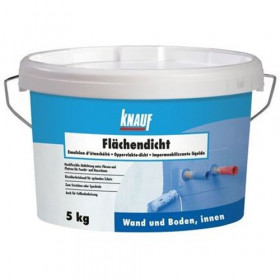 Кнауф Флэхендих латексная гидроизоляция, 5 кг