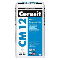 Сeresit CM-12 для облицовки полов крупной плиткой, 25 кг