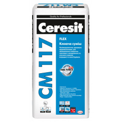 """Ceresit CM 117 клей для натурального камня и """"теплых полов"""", 25 кг"""