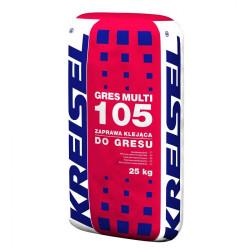 Крайзель Gres Multi 105, для приклеивания керамогранита, 25 кг
