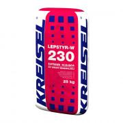 Крайзель 230 для приклеивания минваты, 25 кг