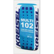 Крайзель Multi 102 для приклеивания плитки, 25 кг