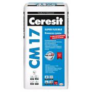 Ceresit CM 17 термостойкий клей для плитки, 25 кг