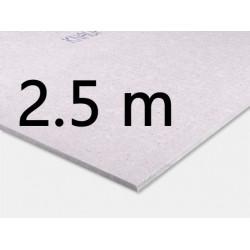 Кнауф Гипсокартон потолочный 2.5 м