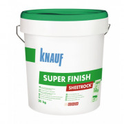 Knauf Super Finish (Sheetrock) шпаклевка, 25 кг