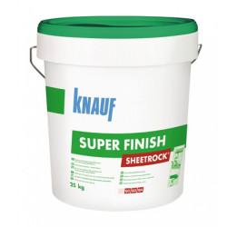 Кнауф Sheetrock SuperFinish, готовая шпклевка 1-3 мм, 25 кг