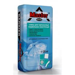 Мастер Барьер, цемнтная гидроизоляция, 25 кг.