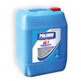 Полимин АС-7, грунтовка глубокопроникающая, 10 л
