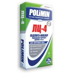 Полимин ЛЦ-4 наливной пол 3-15 мм, 25 кг