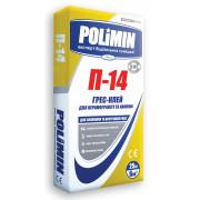Полимин П-14 для приклеивания керамогранита и камня, 25 кг
