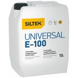 Силтек Е-100, универсальная грунтовка, 10 л
