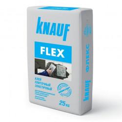 Кнауф Флекс, клей для приклеивания плитки, 25 кг