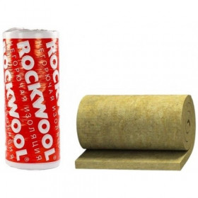 Rockwool Multirock Roll (Domrock) базальтовая вата 100мм/150мм (20 кг/м3)