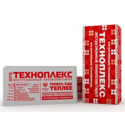 Технониколь Техноплекс пенополистирол 1100х550 мм, толщ. 100 мм