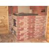 Полимин П-11 термостойкий клей: камины, печи, теплый пол, 20 кг