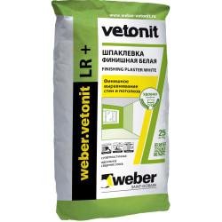 Vetonit LR+, шпаклевка на основе полимеров 1-5 мм, 20 кг