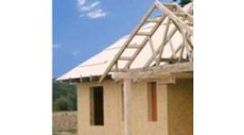 Использование OSB для крыши.
