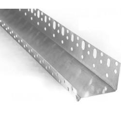 Стартовый профиль для пенопласта 2,5 м. Толщина от 53 мм до 103 мм
