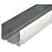 Профиль КНАУФ UW - 50 0.6 мм, длина 3/4м