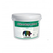 Caparol Аккордшпахтель шпаклевка готовая 1-1,5 мм, 25 кг
