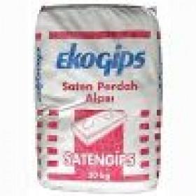 SatenGips Эко, финишная шпаклевка (0,2-5 мм), 25 кг