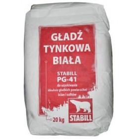 Stabil PG41, гипсовая шпаклевка до 5 мм, 20 кг