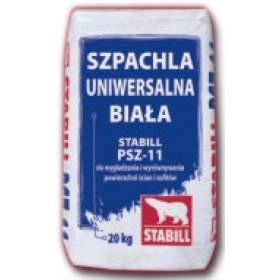 Stabil PSZ 11, гипсовая шпаклевка 7-8 мм, 20 кг