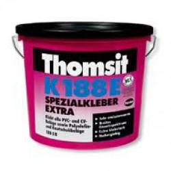Ceresit (Thomsit) К 188 Е клей для ПВХ и с полимерной основой, 12 кг