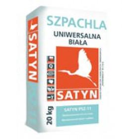 Сатин PSZ-11 универсальный, белый 20 кг