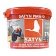 Сатин РG-007,готовая финишная шпаклевка, 17 кг