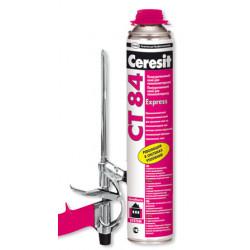 Ceresit CT-84 Express полиуретановый клей для ППС, 750 мл