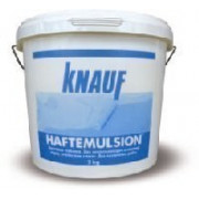 Кнауф Хафт-Эмульсия грунтовка для впитыващих оснований, 5 кг