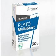 Plato MultiStart, машинная гипсовая штукатурка, 30 кг