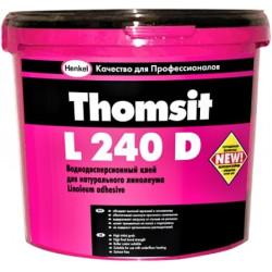 Ceresit (THOMSIT) L 240 D клей для линолеума, 14 кг