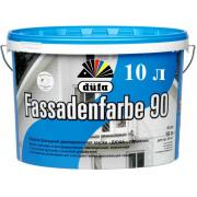 Dufa Fassadenfarbe 90 Фасадная краска,10 л