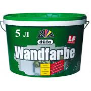 Dufa Wandfarbe D1, белая матовая, 5 л