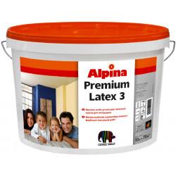 Alpina PremiumLatex 3 латексная водоразбавляемая краска, 10 л